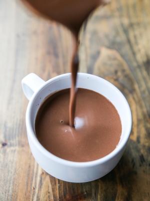Směsi na výrobu kvalitní husté horké čokolády