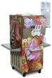 Stroj na točenou zmrzlinu se zdobením okrajů KOLOR 202P